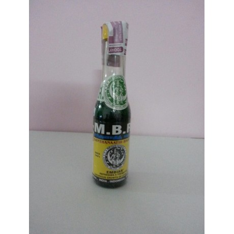 Minyak MBR 300ml Label Kuning